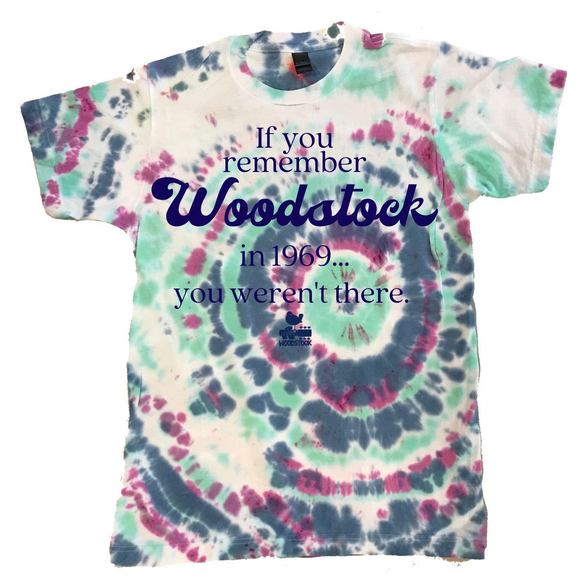 If You Remember Tie-Dye T-Shirt