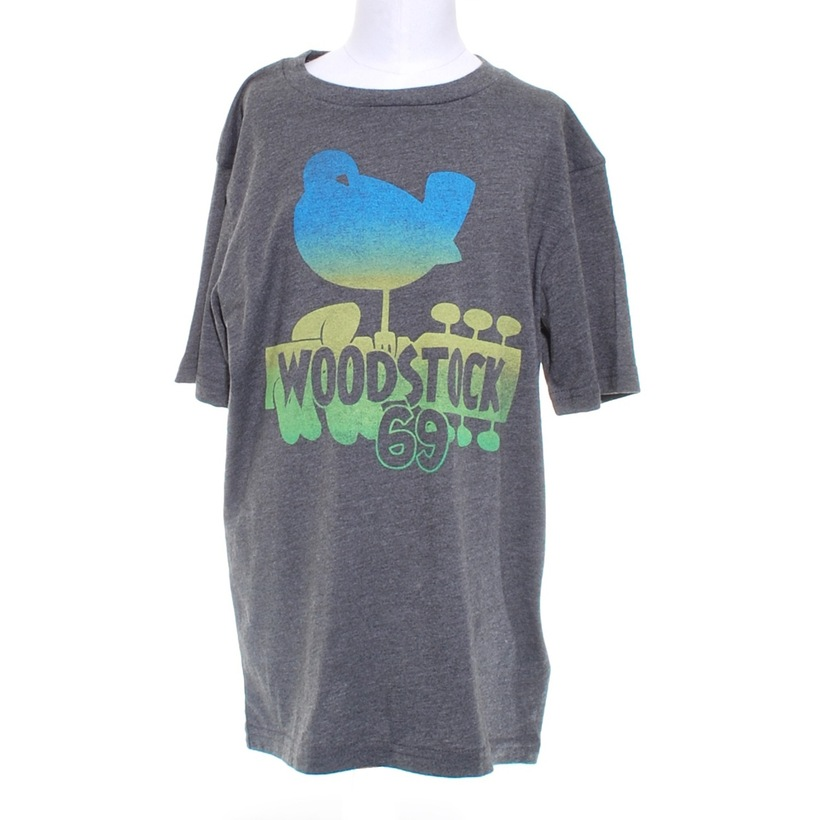 Kids Rainbow Dove and Guitar T-Shirt