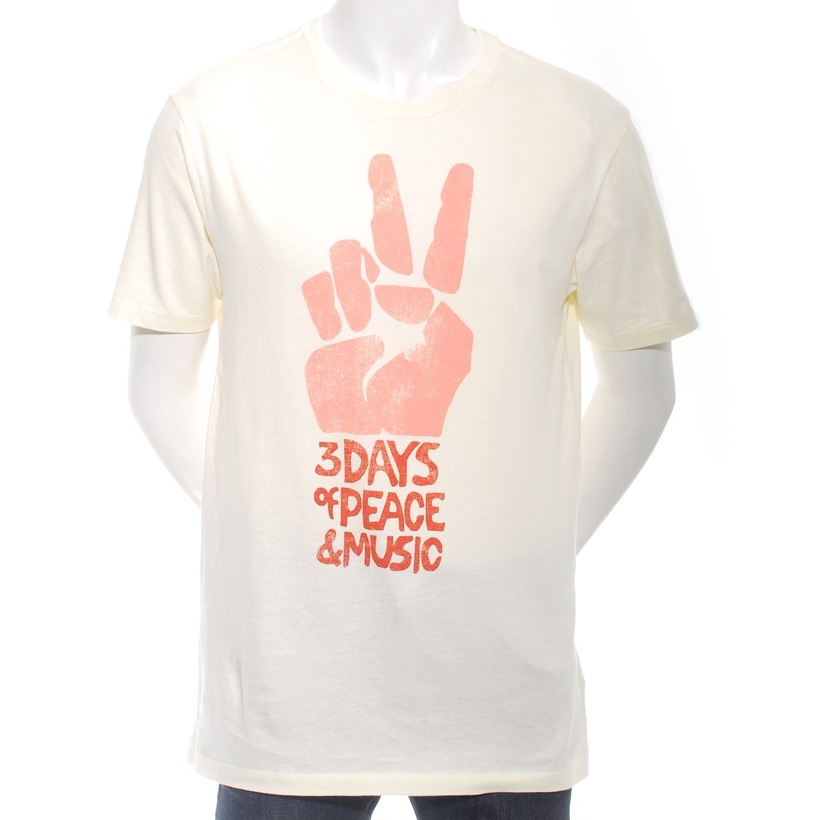 Peace Hand Print T-Shirt