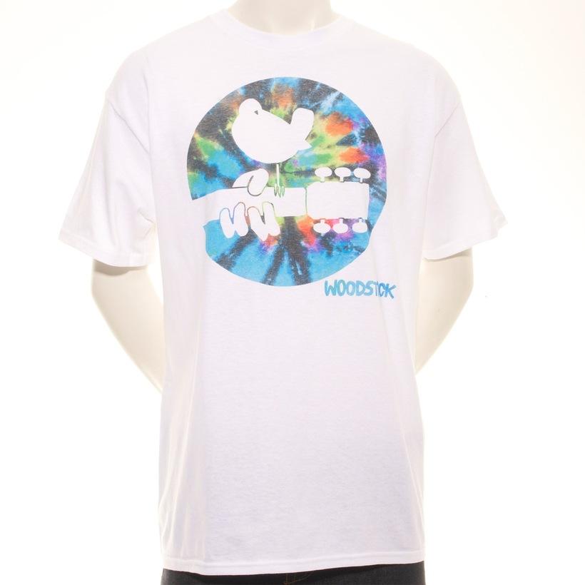 Tie Dye Dove Logo T-Shirt