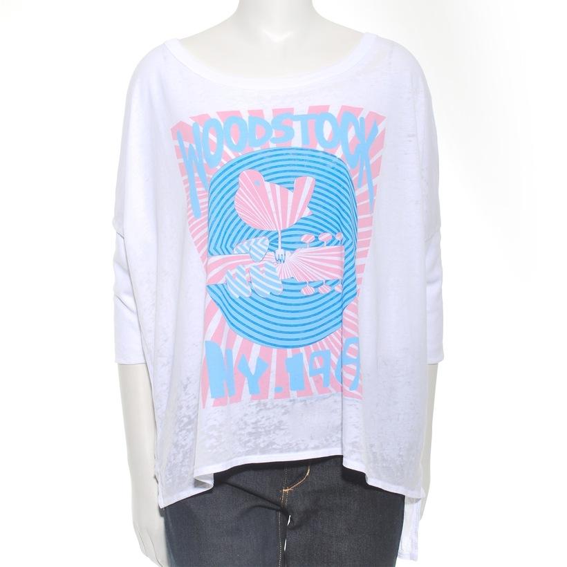 Women's NY '69 Rising Sun 3/4 Sleeve T-Shirt