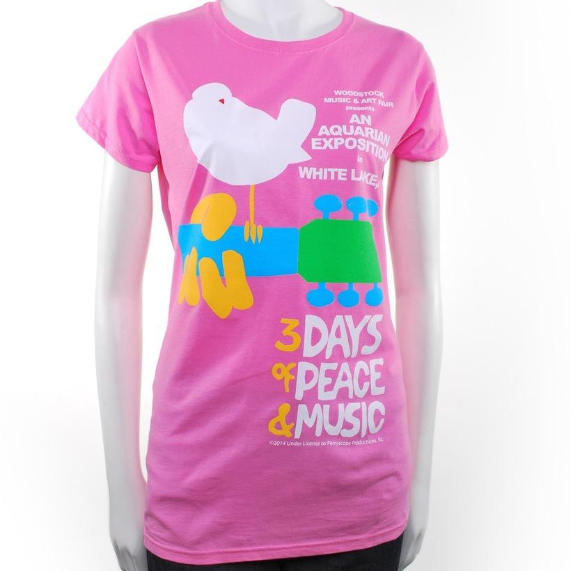 Women's Pink Original Event T-Shirt
