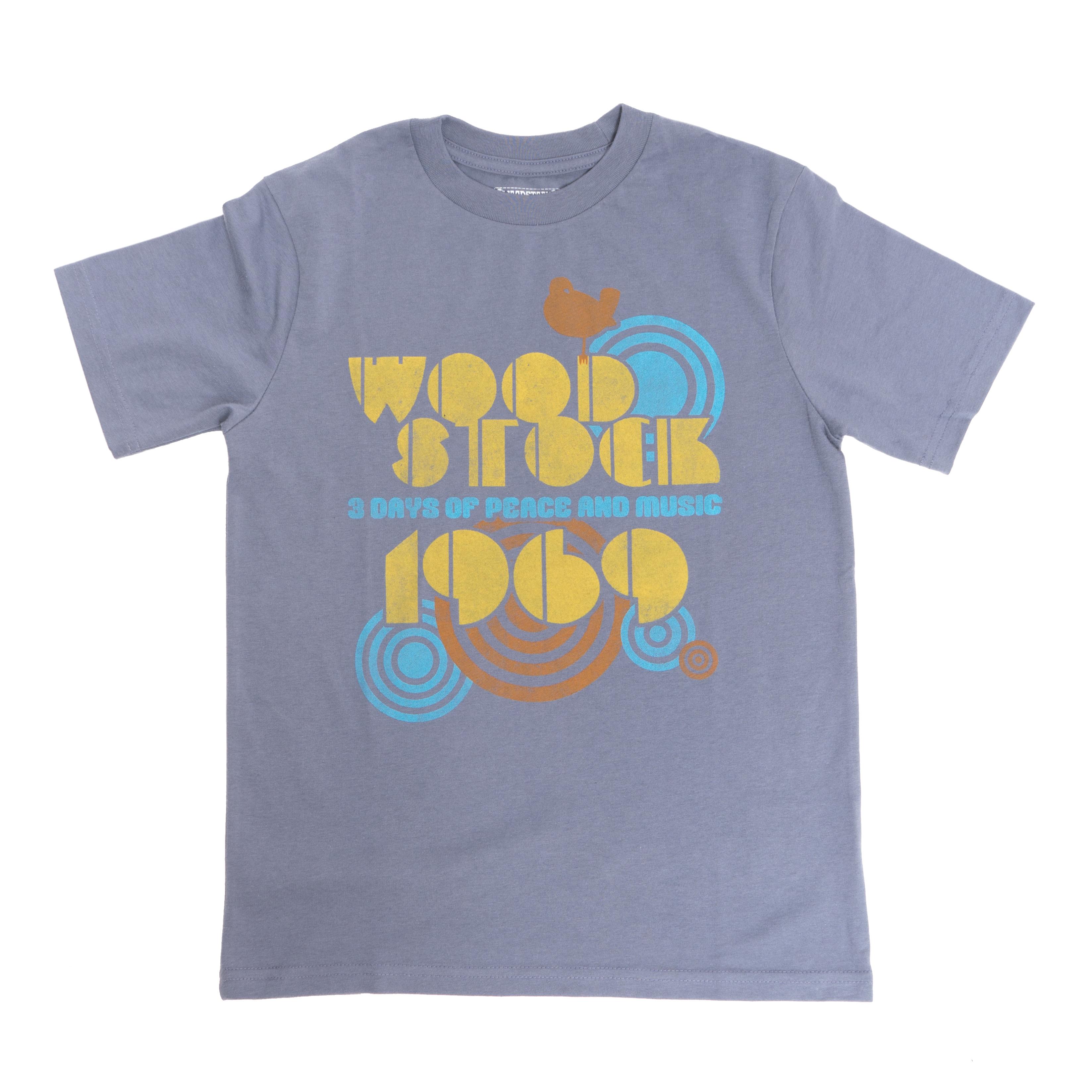 Kids 69 Spirals T-Shirt