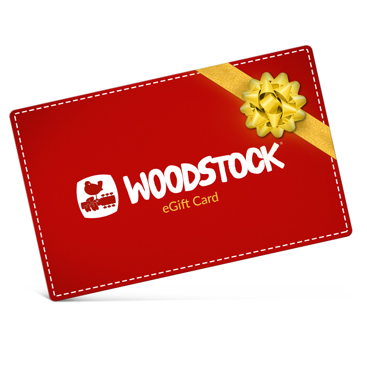 Woodstock Electronic Gift Certificate