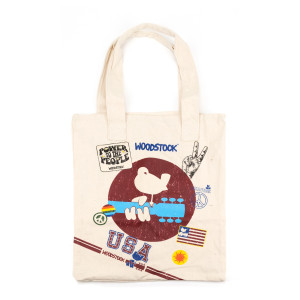 Woodstock Tote Bag