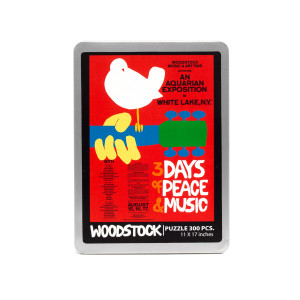 Woodstock Puzzle 300 piece