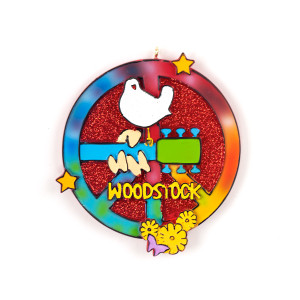 Woodstock Ornament