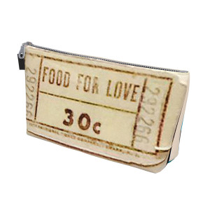 Food for Love Travel Bag