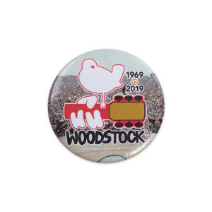 Woodstock Crowd Pin