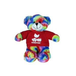 Tie-Dye Teddy Bear