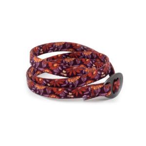 Chaco Wrist Band (Orange and Purple)
