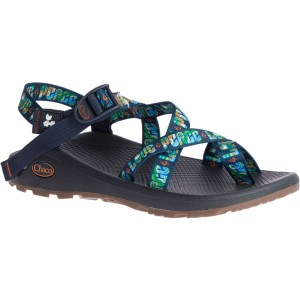 Chaco Woodstock Mens Z Cloud 2 Peace Navy Sandals