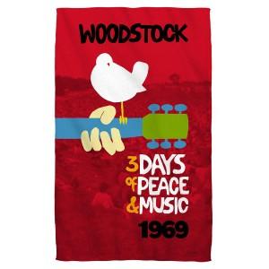 Woodstock Classic Bath Towel