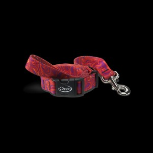 Woodstock - Chaco Ascend Pink Dog Leash