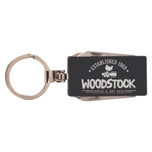 Established 1969 Laser Engraved Tool Keychain