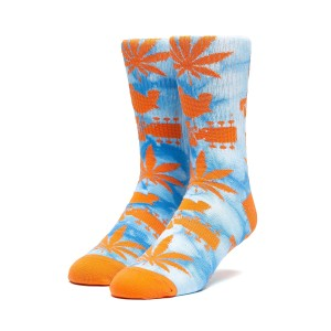 Woodstock x HUF Blue Plant Life Sock