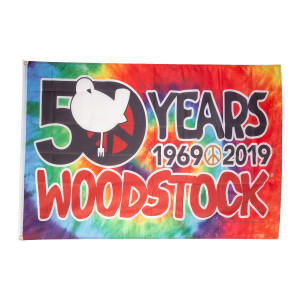 50th Anniversary Flag