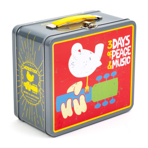 Woodstock Classic Lunch Box