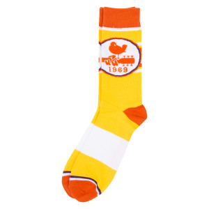 Woodstock 1969 Crew Socks