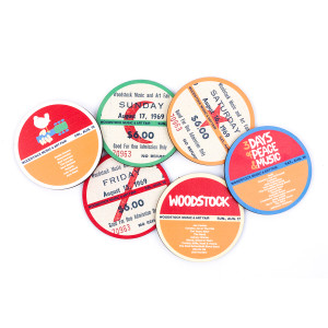 Woodstock Coaster Set