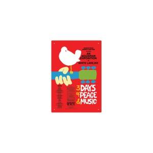 Woodstock Tin Sign