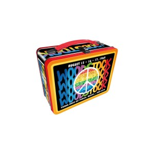 Woodstock 50th Generation 2 Lunch Box