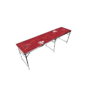 Red & Orange Beer Pong Table