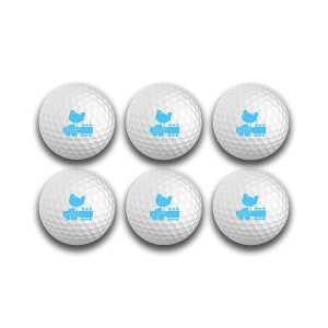 Bird Guitar Golf Balls