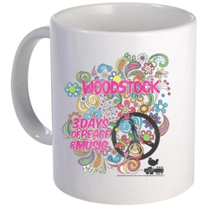 Floral Explosion Mug