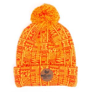Woodstock Orange Beanie