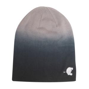 Grey Dove Gradient Skull Cap