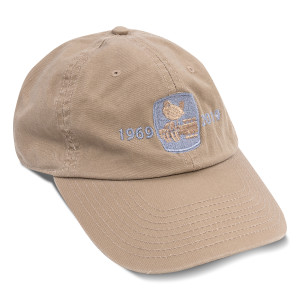 Woodstock 50th Anniversary Khaki Twill Cap