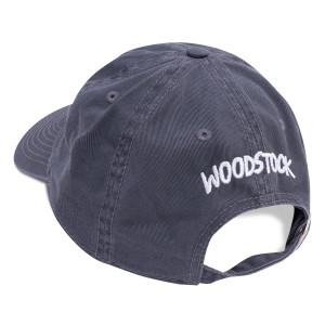Woodstock 50th Anniversary Stone Twill Cap