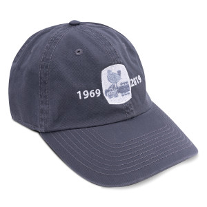 Woodstock 50th Anniversary Stone Twill Cap