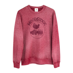 Woodstock Red Sweater