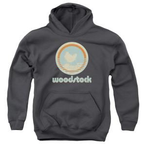 Youth Woodstock Bird Circle Logo