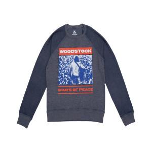 Three Days of Peace Woodstock Sweatshirt