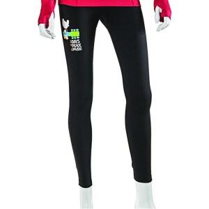 Woodstock Logo Black Ski Pants