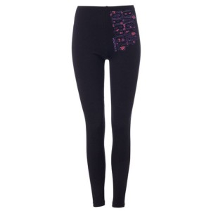 Lavender Logo Back To The Garden Leggings