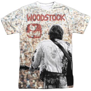 Woodstock Apart From The Crowd Logo