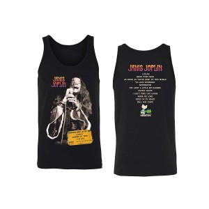 Janis Live at Woodstock Tank