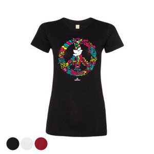 Women's 420 Peace Clock T-Shirt