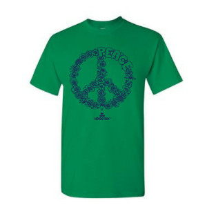Floral Peace T-Shirt