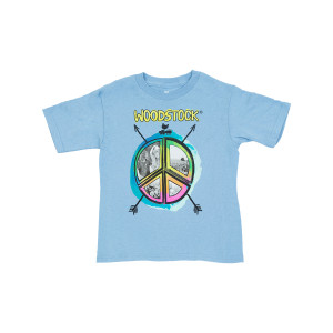 Woodstock Peace Kids T-shirt