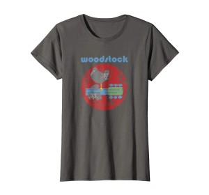 Women's Woodstock Tickets T-shirt
