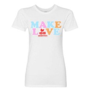 Women's Make Love Logo T-Shirt