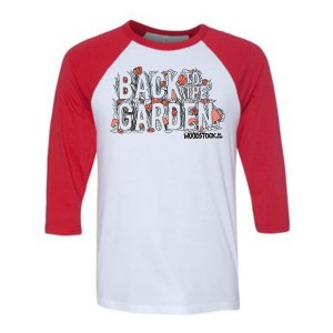 Back To The Garden Raglan