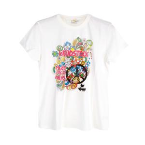 3 Days of Peace & Music Ladies T-shirt