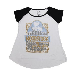 Women's Summer Of 69 Short-Sleeve Raglan