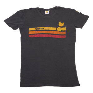 Woodstock Grey T-shirt